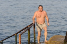 Poll: Is it warm enough to go swimming in the Irish Sea?