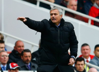 Mourinho has dismissed claims his team are boring.