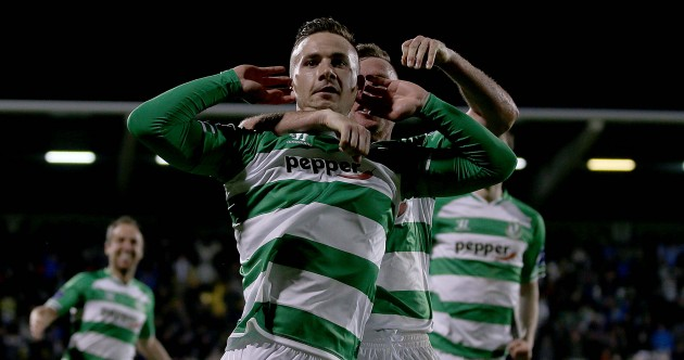 Drennan the Hoops hero as Rovers deny Dundalk in an early-season classic