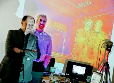 Movidius founders David Moloney and Sean Mitchell