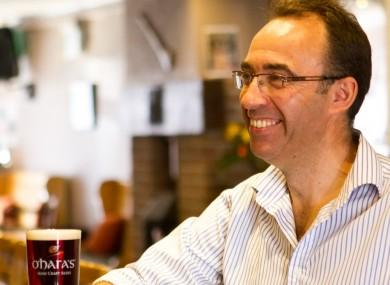 Carlow Brewing Company chief executive Seamus O'Hara