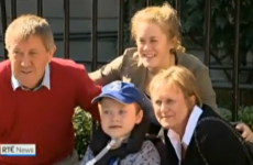 Boy left paralysed after hospital treatment awarded €3.8 million