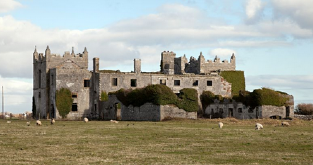 Forget Game of Thrones, this seaside castle is real and it's now up for sale