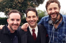 So next Monday's Moone Boy has a flashy guest star…