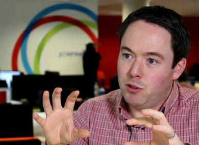 Economist Ronan Lyons