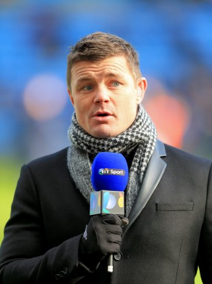O'Driscoll will work at the World Cup as a pundit for ITV.