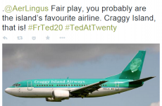 Aer Lingus and Ryanair's latest Twitter battle was inspired by Father Ted