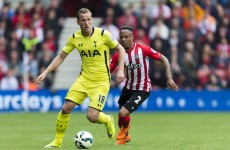 Shane Long makes instant impact but Spurs come from behind to earn draw at St Mary's