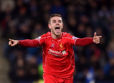 It's been confirmed that Jordan Henderson has signed a new contract with Liverpool.