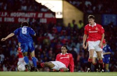 Flashback: It's over 20 years since Everton last beat Man United 3-0