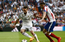 As it happened: Real Madrid v Atletico