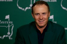 Spieth: There's no rivalry with Rory McIlroy… yet