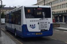 How did nobody see this coming? 'Sexist' posters removed from back of Cardiff bus