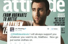 JK Rowling couldn't handle this Harry Potter star's revealing magazine cover