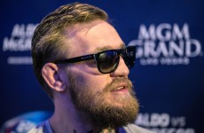 RTÉ won't be bidding for the rights to show Conor McGregor's UFC title bout