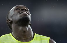 If you have 20.13 seconds to spare, watch Usain Bolt run his season's best