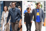 Yes, that's Jim Carrey wearing a Tipp jersey in New York… It's The Dredge