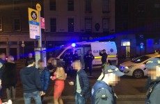 Gardaí break up fight in central Dublin involving gang of men carrying weapons