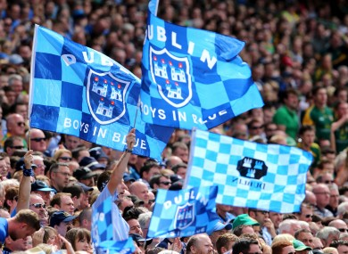 Dublin take on Wexford on Saturday.