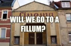 Why do Irish people pronounce film as 'fillum'?