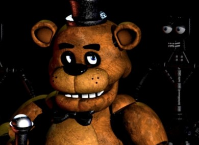 Hopefully, if they are ever created, they won't be as creepy as the toys from Five Nights at Freddy's.