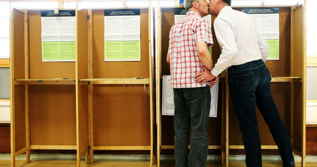 Pics: Ireland voted like it has never voted before