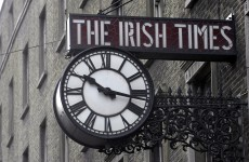 The Irish Times is suing Times Newspapers over the name of its new website
