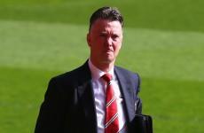 United can be title contenders next season, says Van Gaal