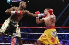 Mayweather not keen on rematch with 'coward' Pacquiao