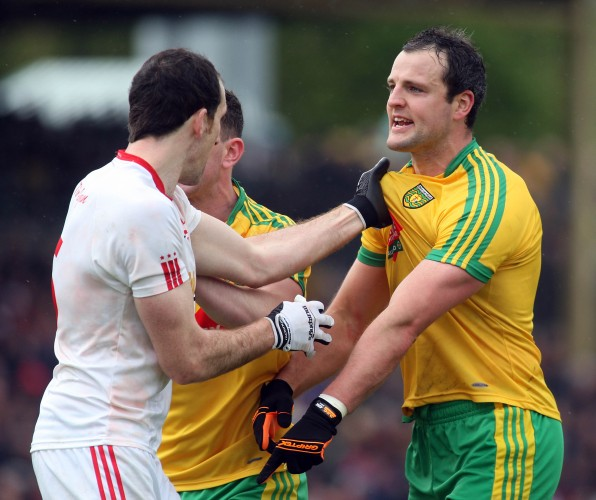Michael Murphy Donegal Donegal's Michael Murphy And