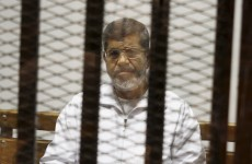 Egypt sentences its former president Morsi to death
