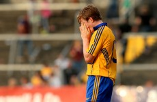 Hammer blow for Clare as Podge Collins sidelined for 'foreseeable future'