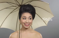 VIDEO: 100 years of Filipino beauty in 2 minutes