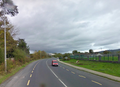 The Inner Relief Road in Clonmel.