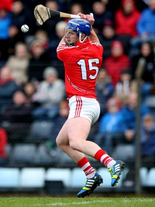 Horgan finished as joint-top scorer in Division 1 this spring.
