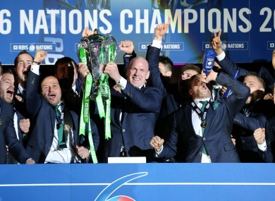 Will Ireland's future Six Nations games be guaranteed free-to-air?