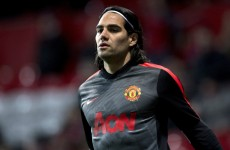 Manchester United could regret not signing Falcao, says Andy Cole