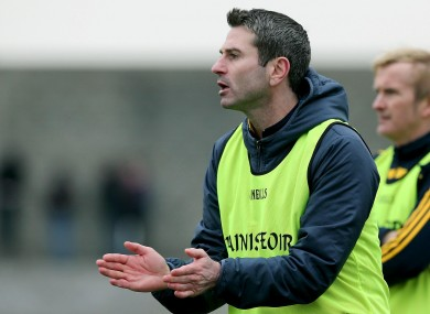 Rory Gallagher wants Donegal to go the direct route in pursuit of more glory