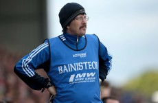 'There's always a chance' – Interim boss says Cheddar Plunkett could return to Laois hurling job