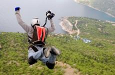 Elderly man dies after Base jump goes wrong
