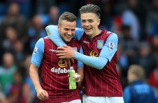 This moment of brilliance from Jack Grealish created the winner for Villa