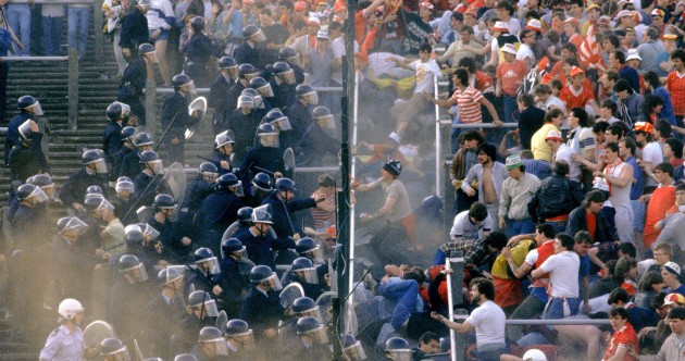 Heysel and the death of English hooliganism
