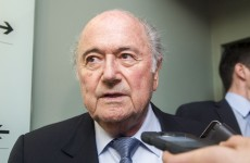 Some of Sepp Blatter's biggest critics arrested in Qatar
