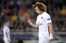 David Luiz would like to clarify that he is NOT a virgin