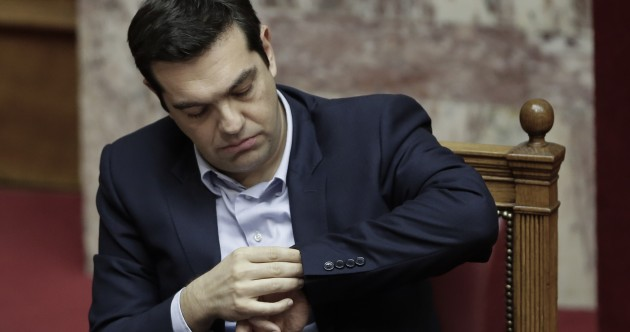 Greece just asked for a THIRD bailout, with debt 'restructuring'