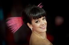 Lily Allen 'grateful to be alive' after gas explosion in Glastonbury caravan