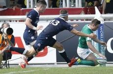 Five changes for U20s ahead of World Championship finale