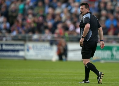 Brian Gavin has come under fire from Donal Óg Cusack.