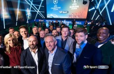 Gerrard, Lineker, AC Jimbo and Howard Webb part of BT Sport's new Champions League team