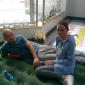 Homeless couple who slept at council tell court that temporary accommodation is not suitable